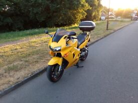 Honda Vfr800 pre Vtec sports tourer (Touring modified)