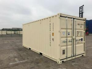 Shipping & Storage Containers for Sale - 20 & 40 NEW & USED Seacans