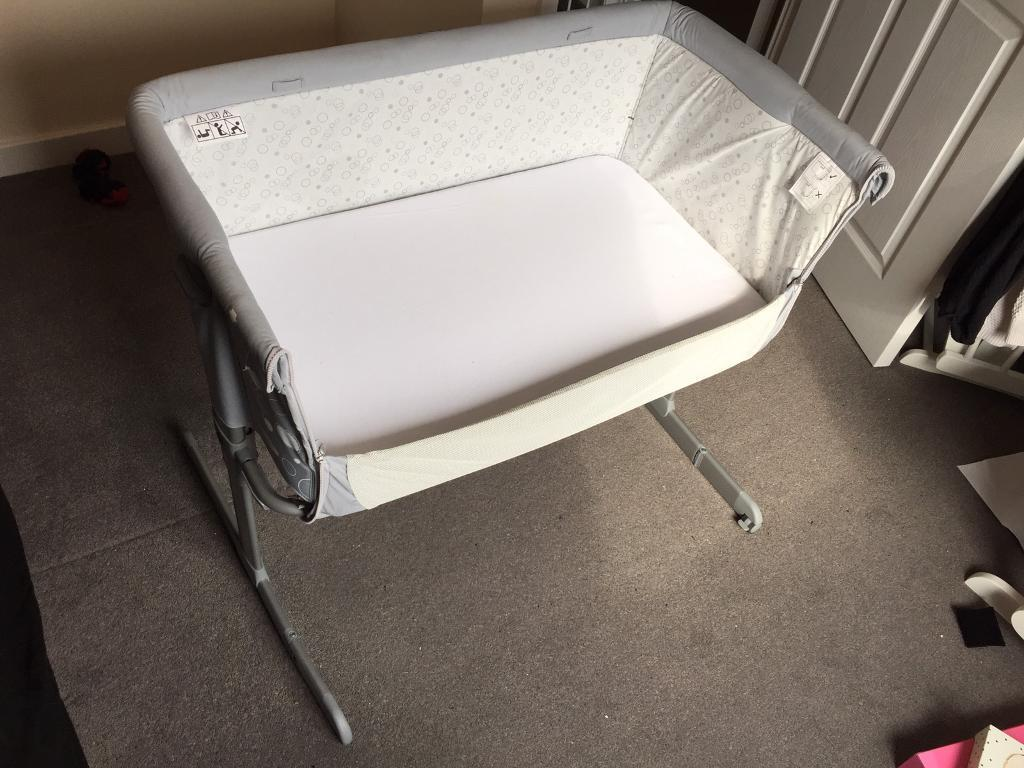 Rocking crib for sale doncaster - Chicco Next 2 Me Side Sleeper Crib In Doncaster South Yorkshire Gumtree