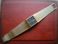Vintage Gents Swiss Made Gold Plate Talis Watch