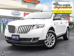 2013 Lincoln MKX ~~pano roof, blind spot monitor~~
