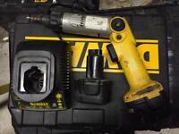 Dewalt cordless power screwdriver