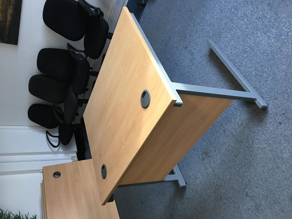 Various Styled Office Desks