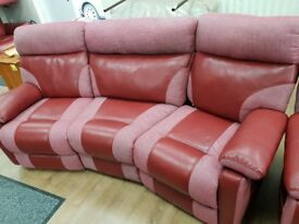 Ex SCS Ralph 3 Seater + 2 Seater Sofas For Sale
