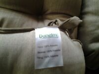 Dunelm dining chair seat pads