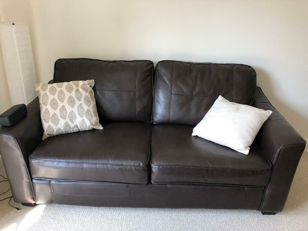 Debenhams Sofas One 2 Seater And One 3 Seater No Damage