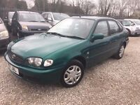 Toyota Corolla 1.4 GS 5dr, 2 FORMER KEEPER. FULL SERVICE HISTORY. HPI CLEAR. GOOD CONDITION