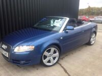 2007 Audi A4 Cabriolet 2.0 TDI Sport Cabriolet may px
