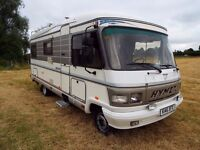 1993 Hymer Mercedes 412D Automatic S660 Motorhome DIESEL, OUTSTANDING CONDITION