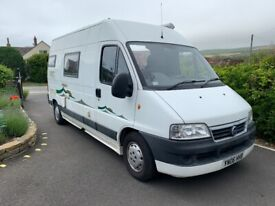 Motorhome. Trigano Tribute. Excellent well cared for condition.