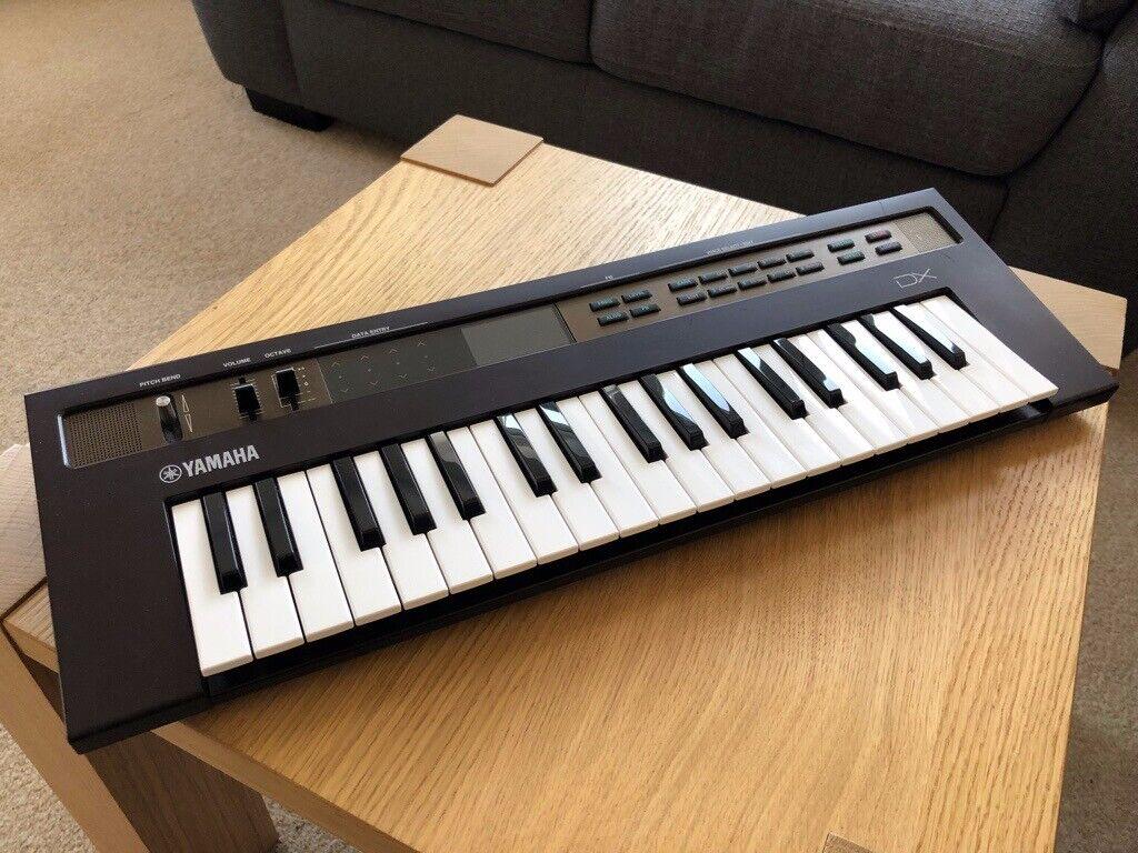 Yamaha reface DX FM Synthesizer (DX7 Technology) | in Wolverton,  Buckinghamshire | Gumtree