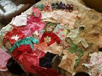 Girls clothing bundle from newborn to 12 months