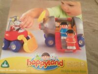 Happyland mobile moon base. New in box