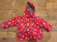 Jojo Maman Bebe child's raincoat (age 2-3 years)