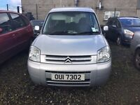 2005 1.9 Diesel Citroen Multispace, Breaking for parts only, Postage Nationwide