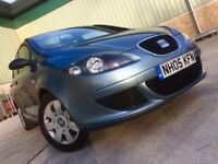 2005 Seat 1.9 Diesel,Full History,6 Months MOT, In Grate Condition, Call 07957374978 Thanks.