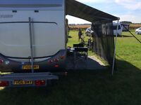 Wind Blocker 4 Mtr Long to attach to your Awning