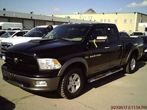 2012 RAM 1500 Outdoorsman / 4x4 / 4 dr/ No payments for 6 month!