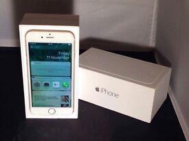 Apple iPhone 6 64GB Gold - Brand New Screen!