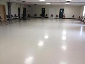 Hall Available for Dance or Excercise Classes/Meetings London Ontario image 1