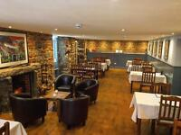CDP needed for award winning 2 AA rosette Inn
