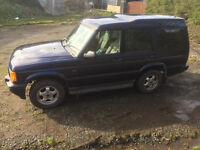 Land Rover Discovery TD5 breaking or complete