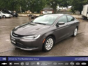 2015 Chrysler 200 LX | NO ACCIDENTS |