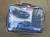Car cover for 4x4 or other large saloons