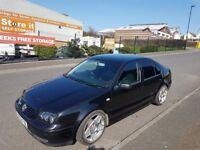 VW BORA 2.8 4MOTION 2002