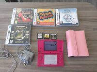 Nintendo DS & games