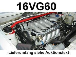 VW Golf G60 limited 16VG60 154kW 209PS Motor Unterlagen TÜV-Eintragung Umbau