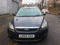 Ford Focus 1.6 Automatic petrol