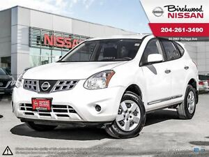 2013 Nissan Rogue S LOW MILEAGE! LOCAL TRADE!