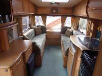 Abbey Safari 470s - Luxury 2 berth - 2002 - must see