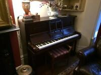 Piano Spencer of London central Hereford