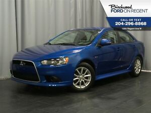 2015 Mitsubishi Lancer SE Sedan *Auto/Heated Seats*
