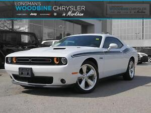 2015 Dodge Challenger EXECUTIVE DRIVEN R/T NAVI-LEATHER!!!