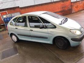 Citroen xsara picasso £675 cheap car don't miss out