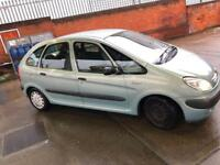 Citroen xsara picasso £675 cheap car don't miss out