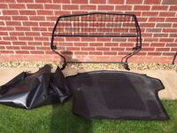 KIA Sportage (62) - Official Parts - Complete Boot/Dog Guard