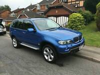 BMW x5 3.0D sport estate diesel
