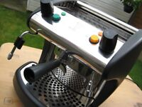 Commercial Coffee Machine - Single Grp Manual Water Top Up