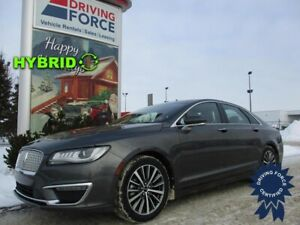 2017 Lincoln MKZ Select 2.0 Hybrid 5 Passenger Front Wheel Drive