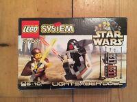 Collectible Official LEGO Star Wars: Light Saber Duel Set 7101