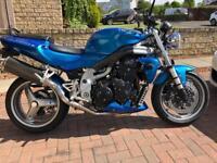 2002 Triumph Speed Triple 955i
