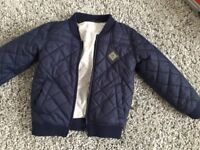 Boys Reversible Timberland age 4