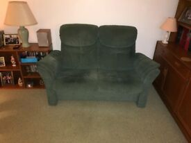 Two Seater Sofa For Sale VGC