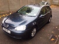 Volkswagen Golf 1.9 TDI Match DSG 5dr, Smart Family Car