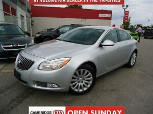 2011 Buick Regal CXL / LEATHER / ONLY 57KM