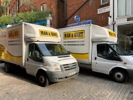 Removals & Storage   Man and Van services   Call us now a free quote   ALL London Locations